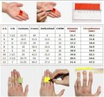 Как изменить размер пальца для кольца – Как узнать размер пальца для кольца в домашних условиях – видео