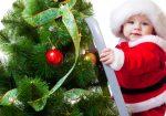 Первый новый год малыша – Как отпраздновать первый Новый год ребенка – идеи для родителей