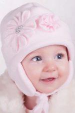 Шапки на зиму для новорожденных – теплая вязаная шапка-шлем и с мысиком, размер, Esli и шапка-зайка