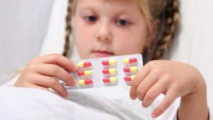 Антибиотики при высокой температуре для детей – что делать, какие препараты давать